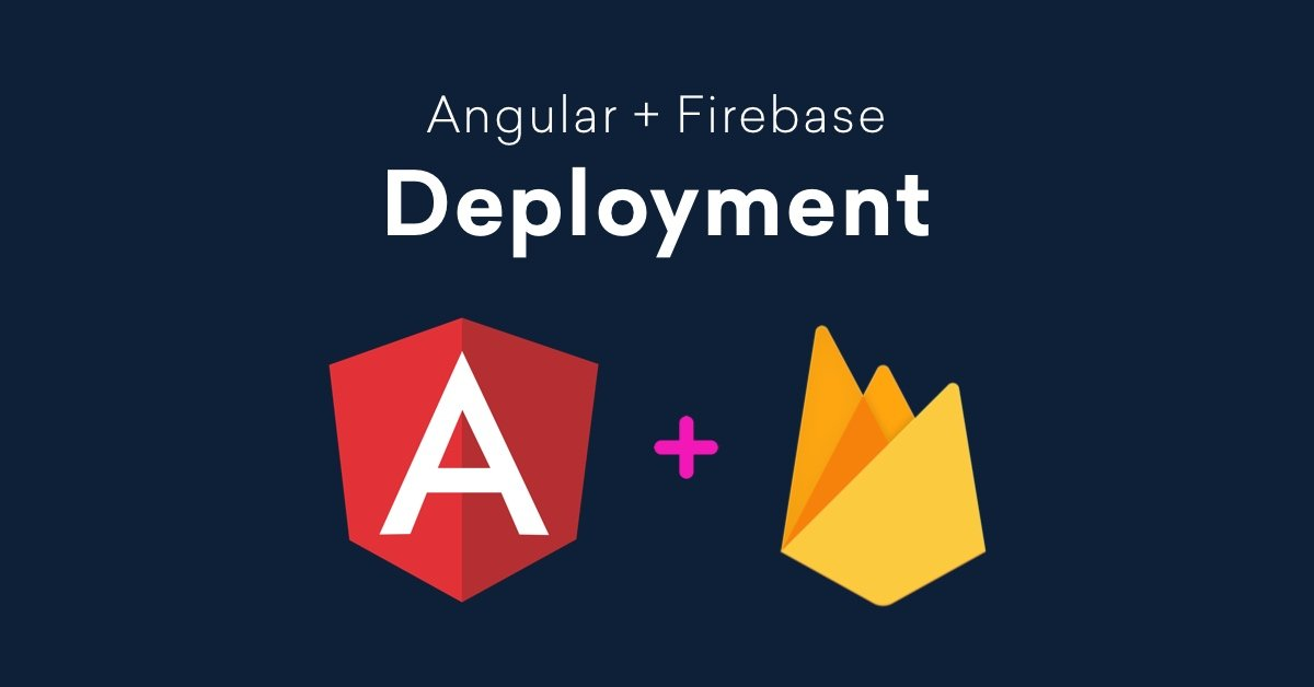 Deploy Angular 6 App to Firebase