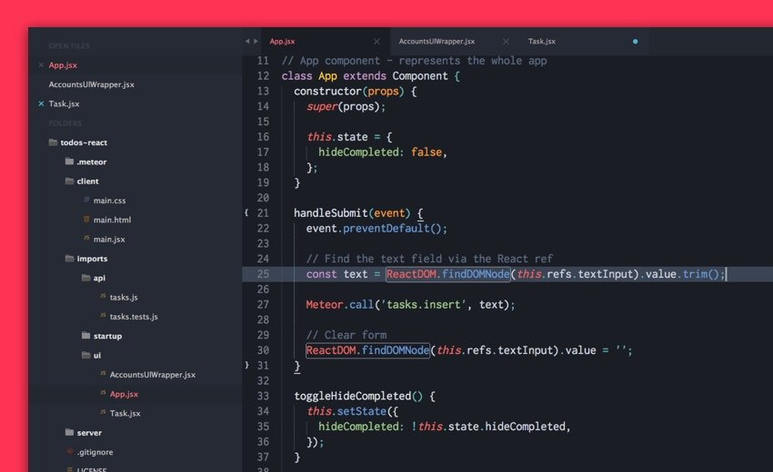 Agila - Sublime Text 3 UI Theme