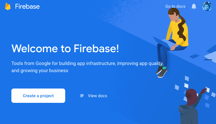 Setting up Firebase Project