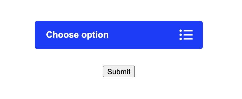 PHP Select Option