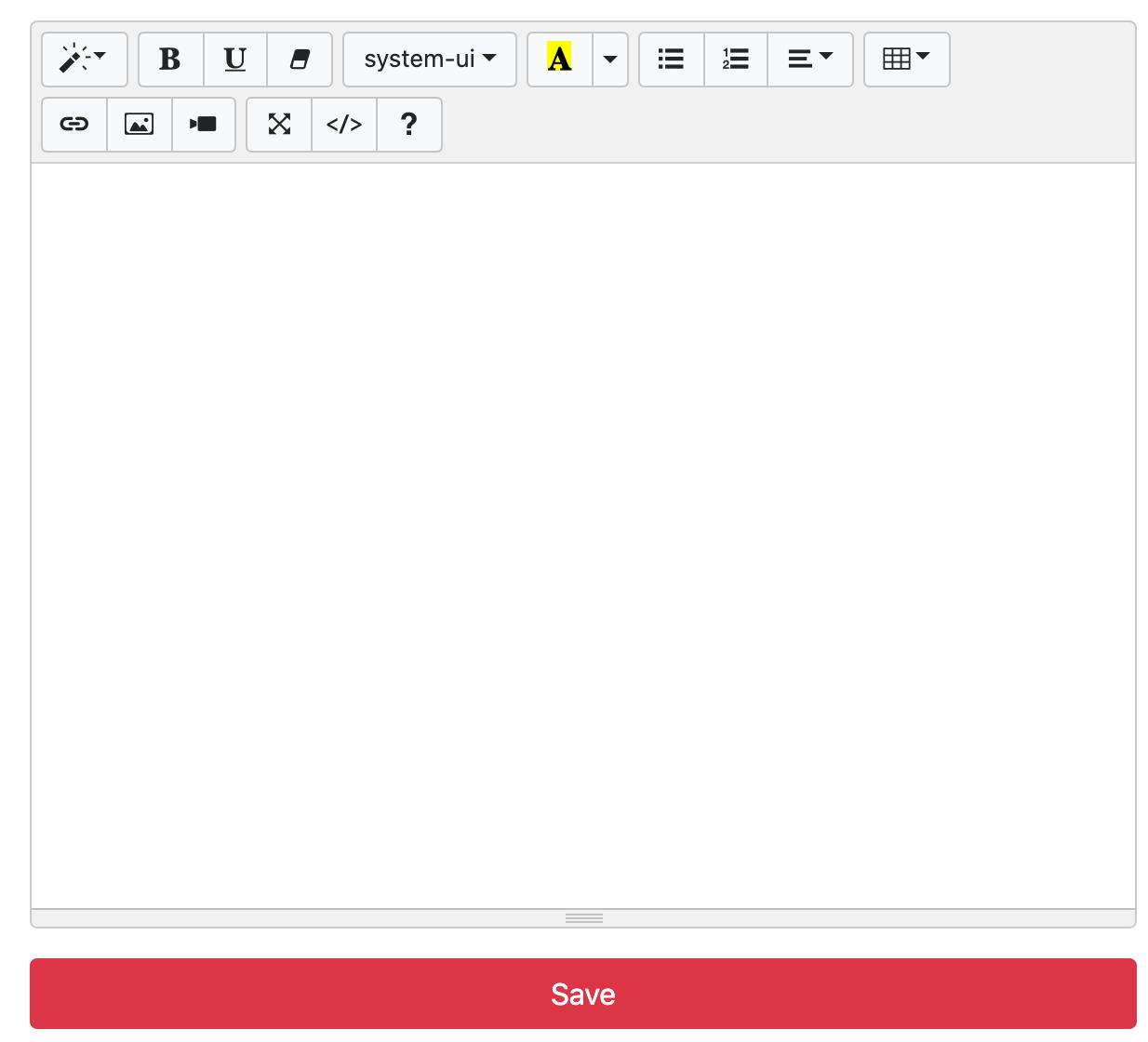 Integrate Summernote Editor in Laravel